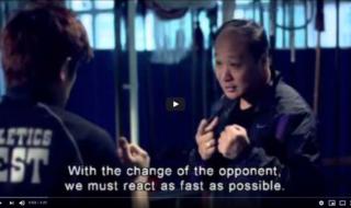 Kong Pui Wai – lídr naší kung-fu linie