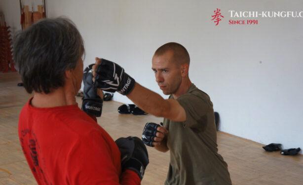 Kung-fu a sebeobrana/boj